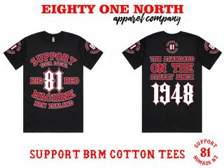 Support BRM Tees