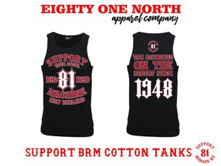 Support BRM Singlets