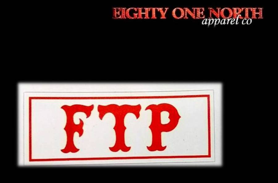 Sticker FTP